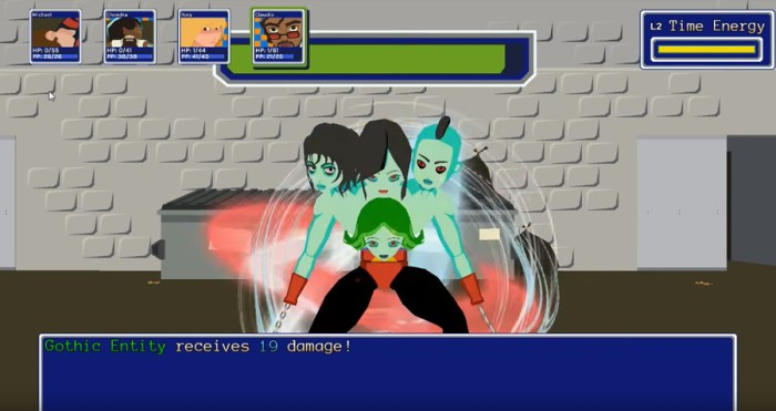 Você consegue entender alguma coisa de YIIK: A Post-Modern RPG no trailer de lançamento do game?