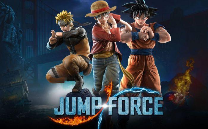 Assista agora ao explosivo trailer de lançamento de Jump Force