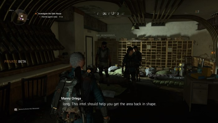 Preview Arkade: Jogamos o beta fechado de Tom Clancy's The Division 2