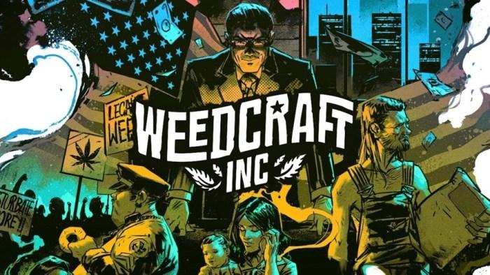 Weedcraft Inc: vem aí um tycoon onde iremos criar um império da maconha
