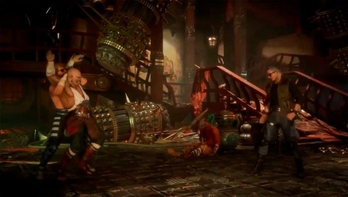 Johnny Cage, o astro dos cinemas, está confirmado em Mortal Kombat 11