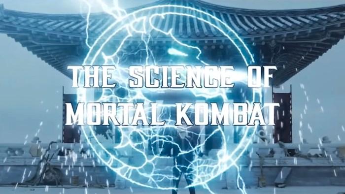 Websérie promocional desvenda a ciência por trás da pancadaria de Mortal Kombat 11