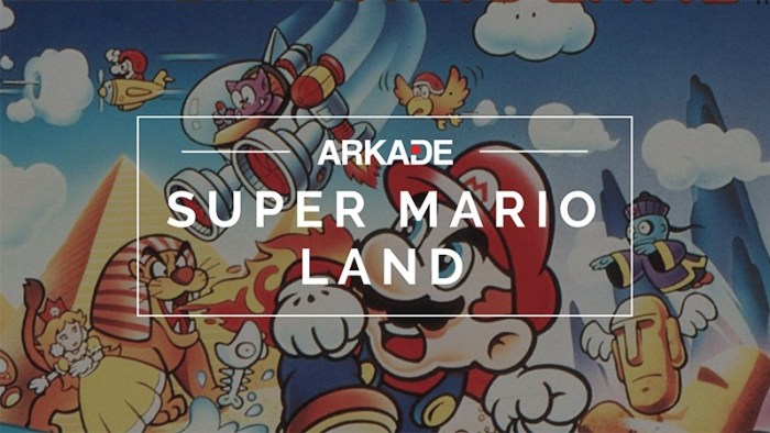 RetroArkade: Super Mario Land e sua aventura peculiar no Game Boy