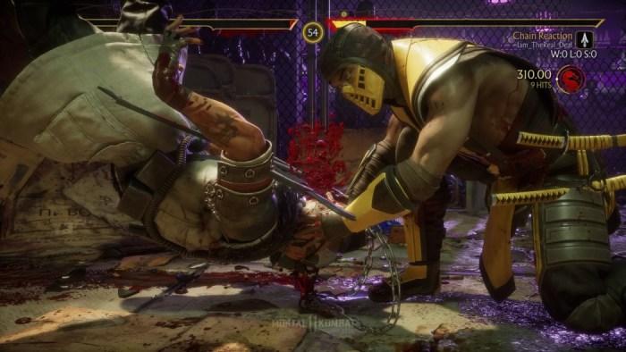 Beta Online disponível + novidades e detalhes do gameplay de Mortal Kombat 11