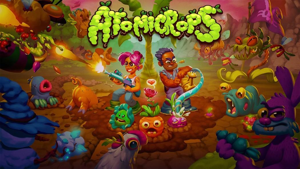 Atomicrops é um farming simulator (pós-apocalíptico) que subverte ...