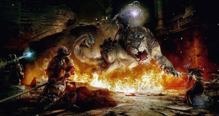 Netflix vai produzir série animada de Dragon's Dogma!