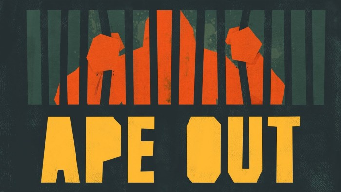 Análise Arkade: Ape Out é instinto animal (e musical) em uma fuga alucinada