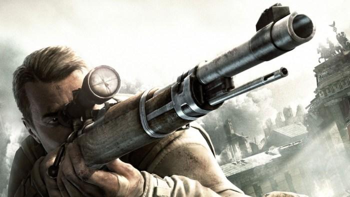 Sniper Elite V2 Remastered ganha data de lançamento e trailer comparativo