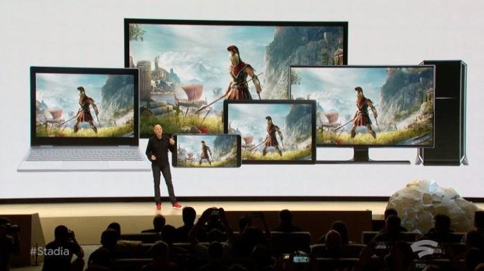 Google anuncia oficialmente o Stadia, sua plataforma de games por streaming!