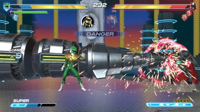 Análise Arkade - Power Rangers: Battle for the Grid não honra os 25 anos da série