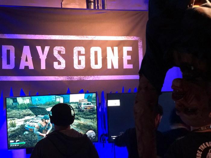 Days Gone trouxe seu diretor Jeff Ross em São Paulo, para falar das novidades do game