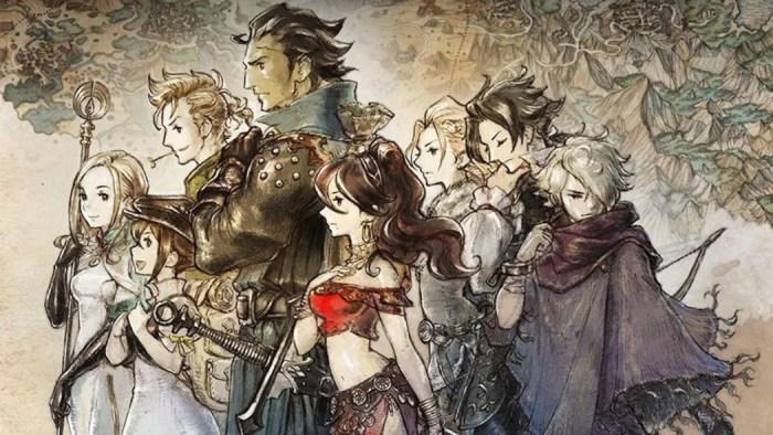 Square Enix anuncia que Octopath Traveler chegará aos PCs em 2019