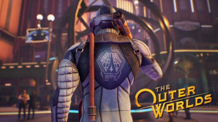 Assista agora a 20 minutos de gameplay de The Outer Worlds