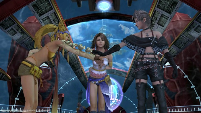 Análise Arkade: Final Fantasy X/X-2 HD Remaster, agora no Switch e no Xbox One