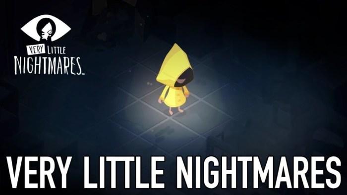 Very Little Nightmares vai levar terror (e puzzles) para a telinha dos smartphones
