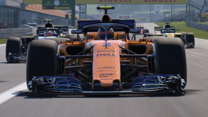 F1 2018 - Configurando o seu carro para correr na China, em corrida vencida por Hamilton