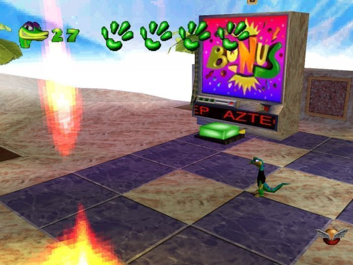 RetroArkade - Gex: Enter the Gecko e a aventura nos canais de TV