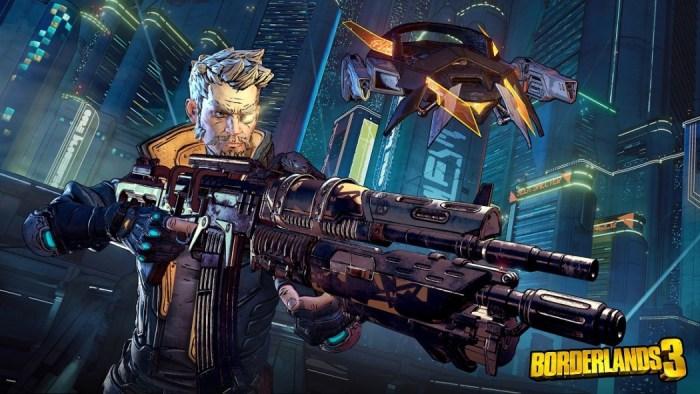 Borderlands 3 ganha seus primeiros vídeos de gameplay