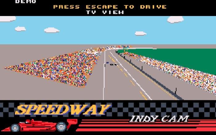 RetroArkade - Indianapolis 500: The Simulation, um importante capítulo dos games de corrida