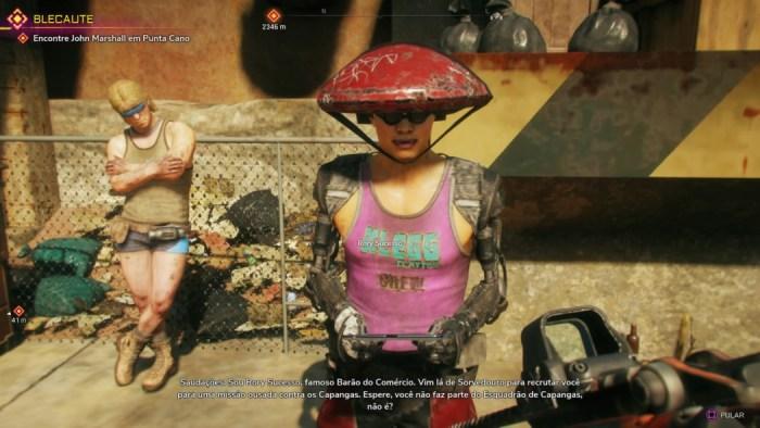 """Análise Arkade: Rage 2 é """"tiro, porrada e bomba"""" com foco na diversão"""