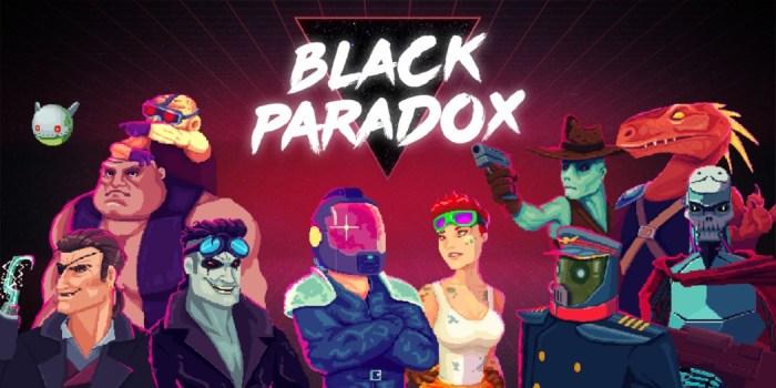 Análise Arkade: Black Paradox mistura o clássico shoot' em up com rogue-lite