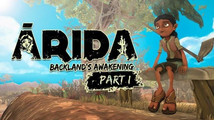 Conheça Árida, jogo brasileiro ambientado no sertão nordestino
