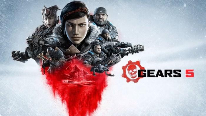 E3 2019: Gears 5 chega em 10 de setembro, confira o novo trailer