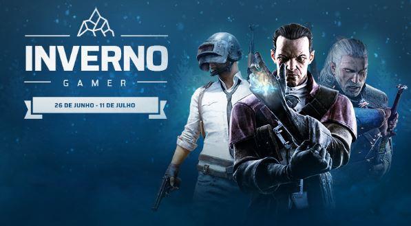 Começou o Inverno Gamer da Nuuvem, com descontos de até 90% em mais de mil jogos!