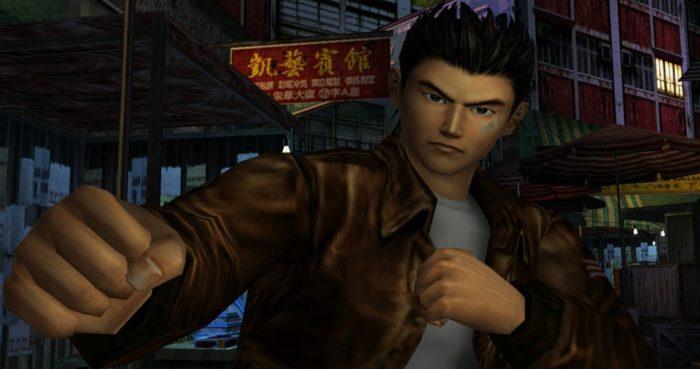 """""""Shoryuken"""" secreto é descoberto em Shenmue (20 anos após seu lançamento)"""
