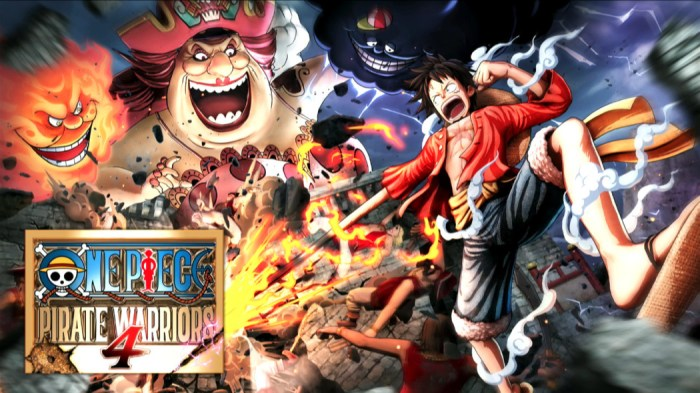 One Piece: Pirate Warriors 4 é anunciado para 2020