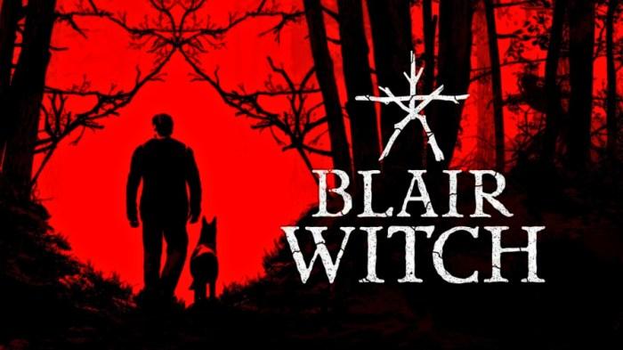 Assista agora a 11 minutos de gameplay de Blair Witch