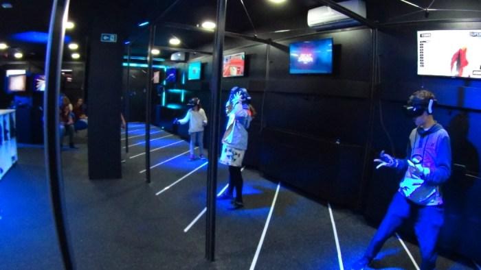 Arkade Fora da Caixa: visitamos a Voyager e seu conceito de aproximar a realidade virtual das pessoas