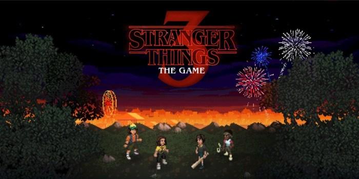 Análise Arkade - O game de Stranger Things 3 é um bom complemento para a série