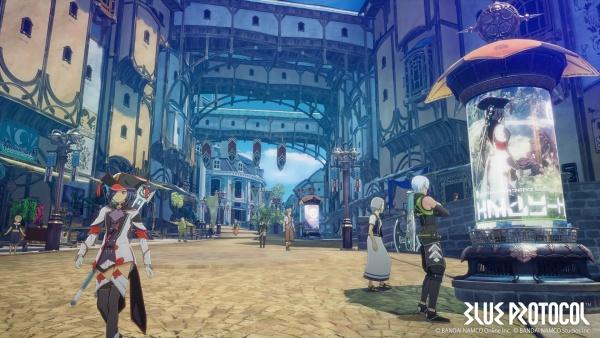 Conheça Blue Protocol, novo RPG de ação da Bandai Namco para PCs