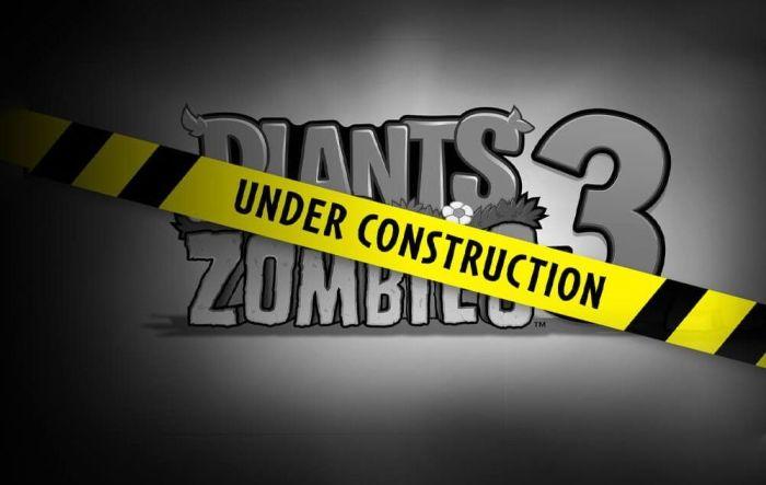 Plants vs Zombies 3 é anunciado e já está com seu pré-alpha rolando!