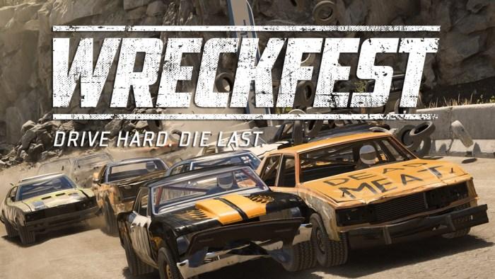 Análise Arkade: Carangos, destruição e muita lata amassada em Wreckfest