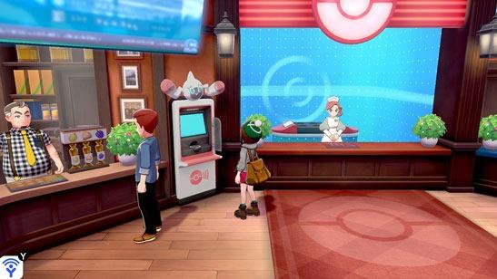 Pokémon Sword & Shield adicionará um sistema de empregos para pokémons