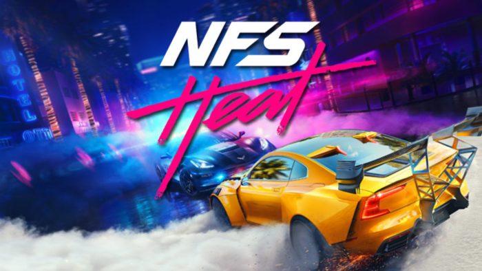 Assista a 25 minutos de gameplay de Need for Speed Heat
