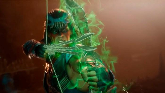 Nightwolf, próximo DLC de Mortal Kombat 11, ganha vídeo de gameplay