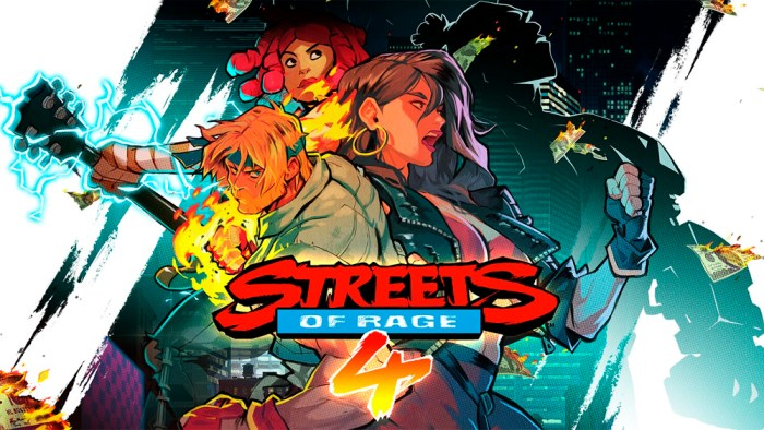 Muita pancadaria old school no novo vídeo de gameplay de Streets of Rage 4