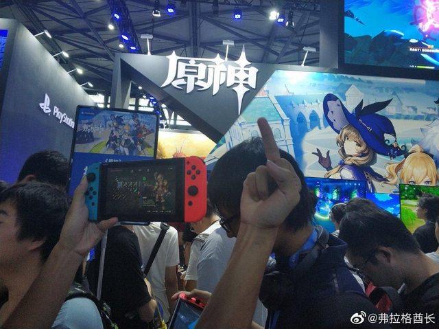 """Genshin Impact: """"clone de Zelda"""" do PS4 gera treta em evento chinês"""
