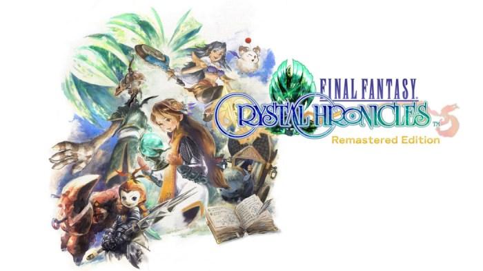 Remasterização de Final Fantasy Crystal Chronicles chega em janeiro de 2020