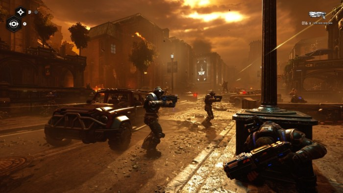 Análise Arkade: Gears 5 traz ótimas novidades para revitalizar a franquia