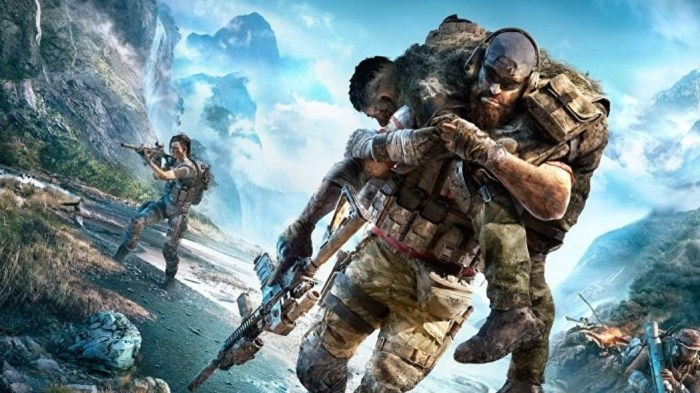 Ghost Recon: Breakpoint ganha modo free trial e friend pass