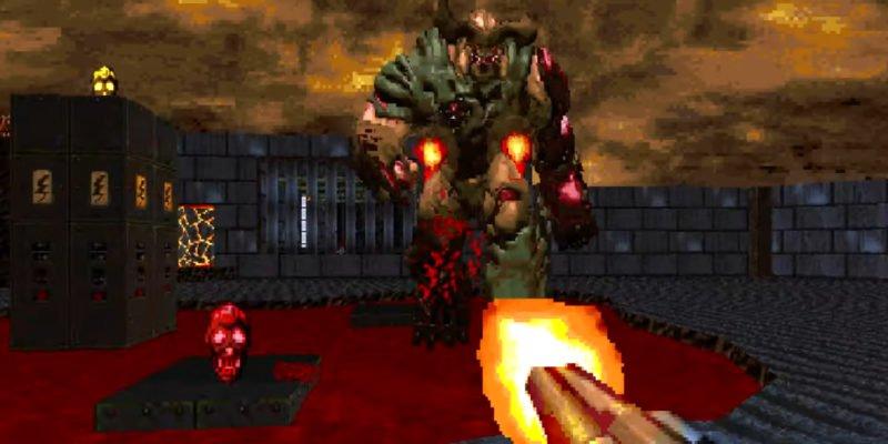 E se Doom 2016 fosse lançado em 1993? Pois tem um mod que imagina isso!