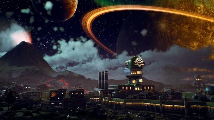 Conheça as Colônias Halcyon no novo trailer de The Outer Worlds