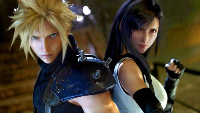 Final Fantasy VII Remake ganha trailer insano direto da Tokyo Game Show!