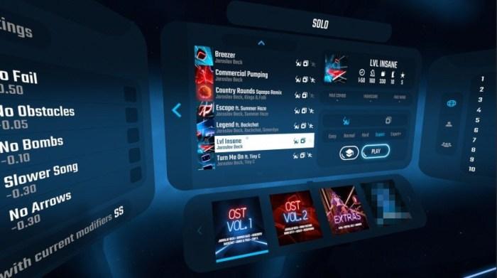Análise Arkade: Beat Saber é um show de adrenalina na realidade virtual
