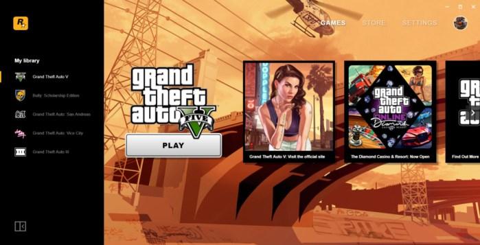 Rockstar está dando GTA San Andreas de graça (para quem baixar seu Launcher no PC)
