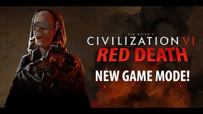 E o mais novo game a receber um modo Battle Royale é... Civilization VI